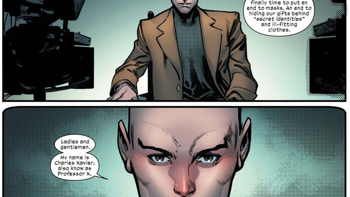 Another Deep-Dive Reference into Grant Morrison's New X-Men in House Of X #2