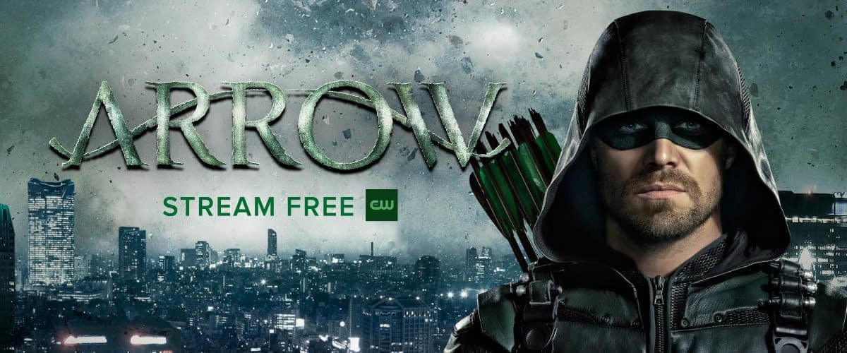 """Arrow"" Season 8 Poster: Oliver Faces the ""Crisis"" Ahead [PREVIEW]"