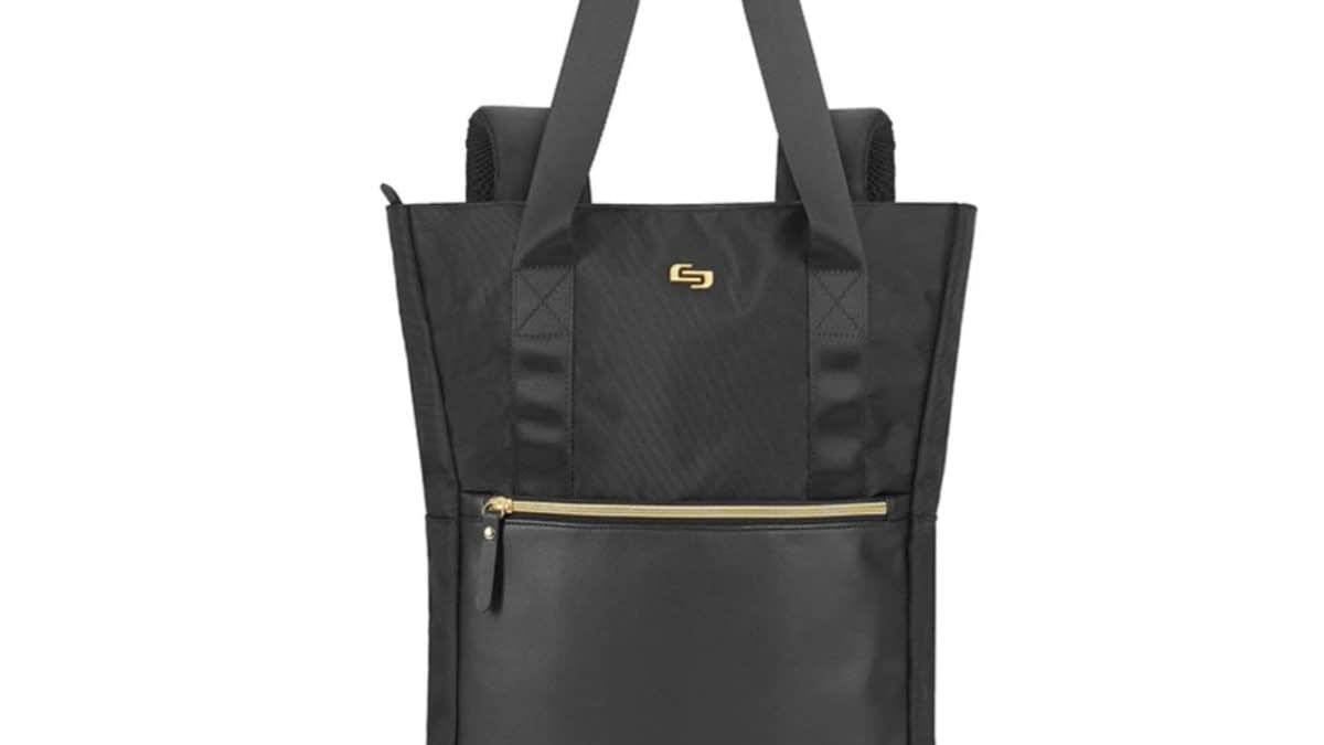 [REVIEW] Solo NY's Parker Hybrid Tote can hold Everything You Need