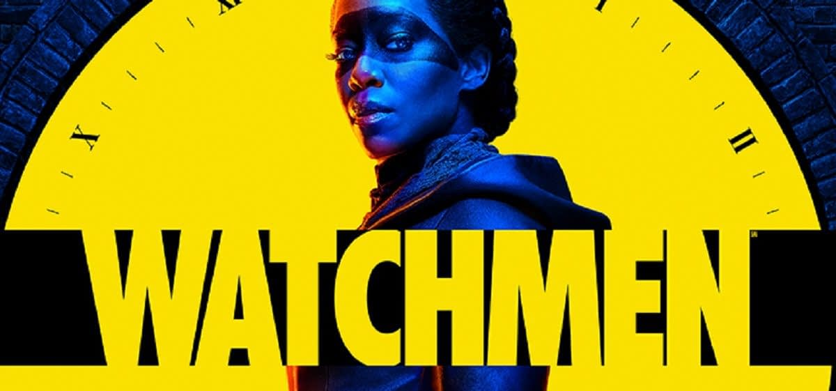 """Watchmen"": Can Sister Night Stop Society's Clock from Striking Midnight? [PROMO]"