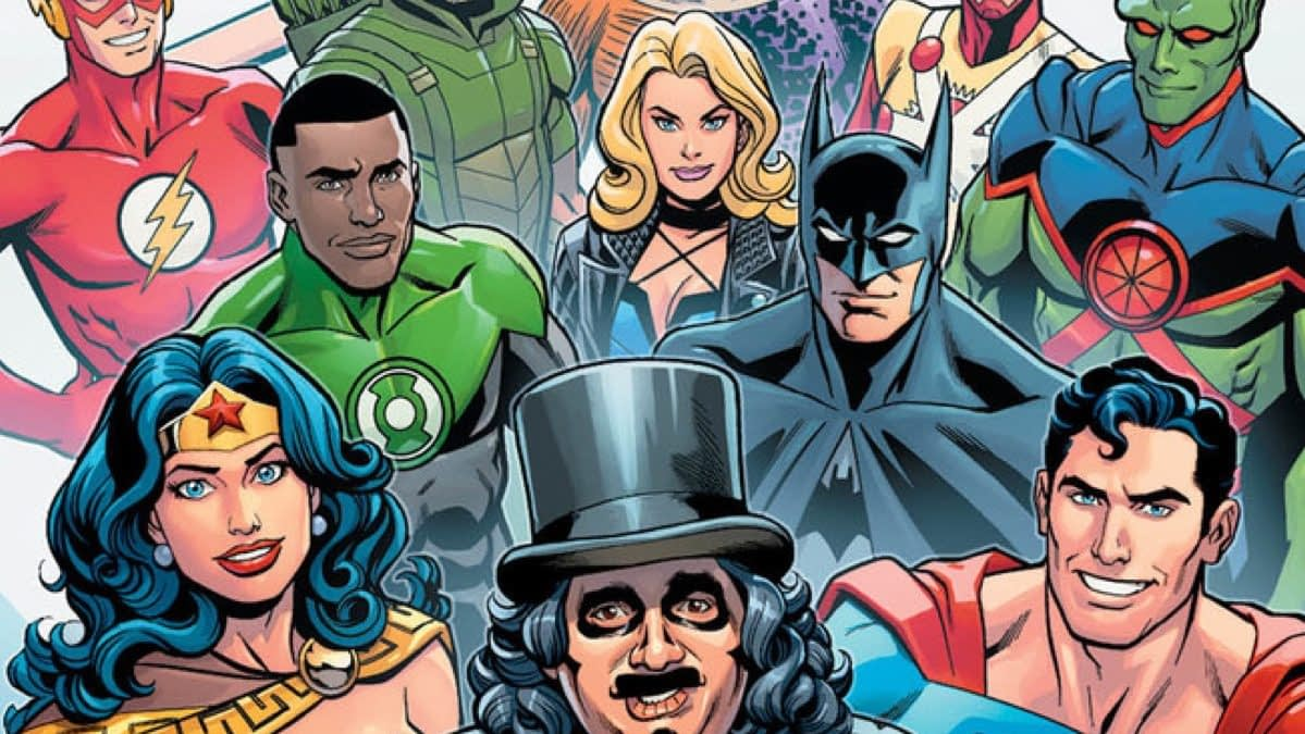 Dan Didio Finally Gives DC Fans the Crossover They Deserve
