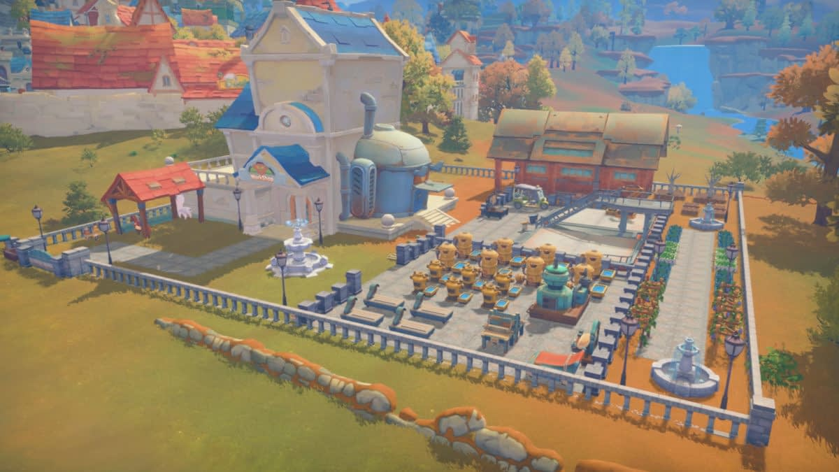 """My Time at Portia"" is a Charming Crafting Game"