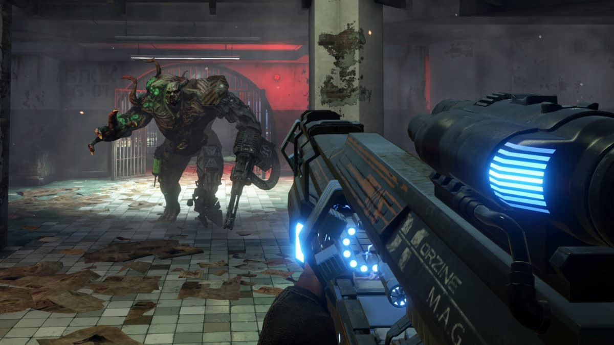 """""""Killing Floor: Double Feature"""" Doesn't Evolve Much, but That's Okay"""
