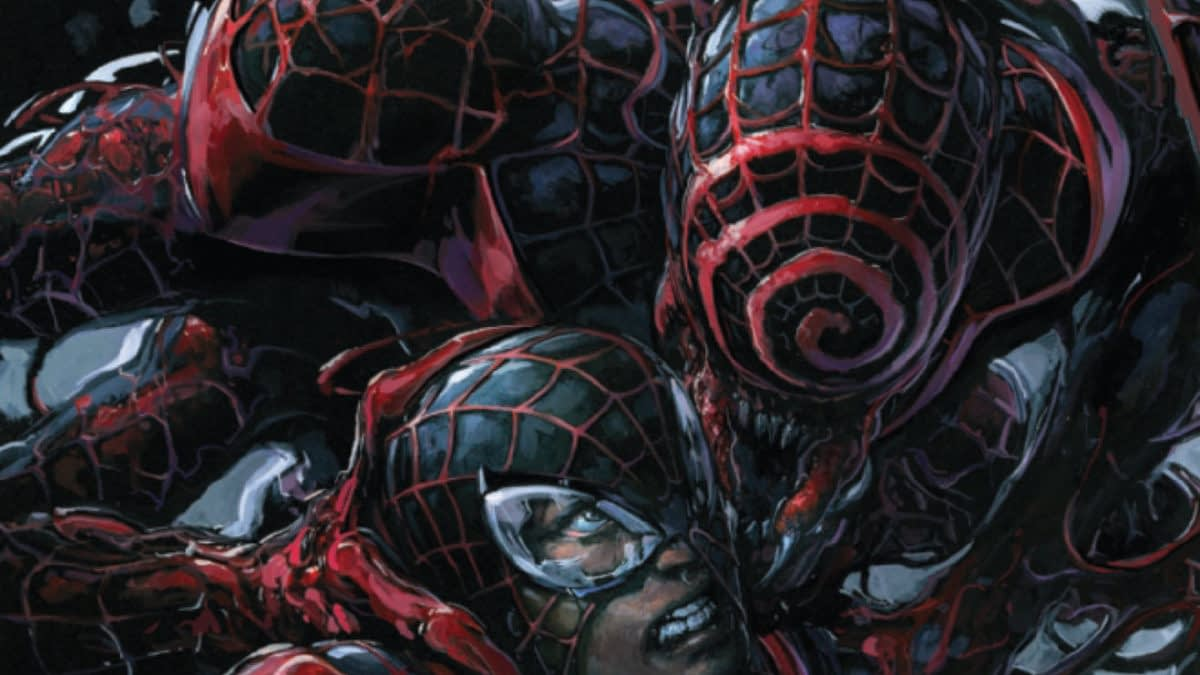 Miles is Adjusting to the Evil Symbiote Life in Absolute Carnage: Miles Morales #2 [Preview]