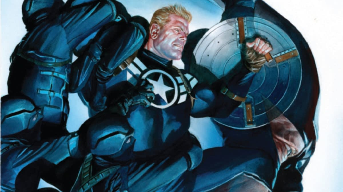 John Wayne is Dead in Captain America #14 [Preview]