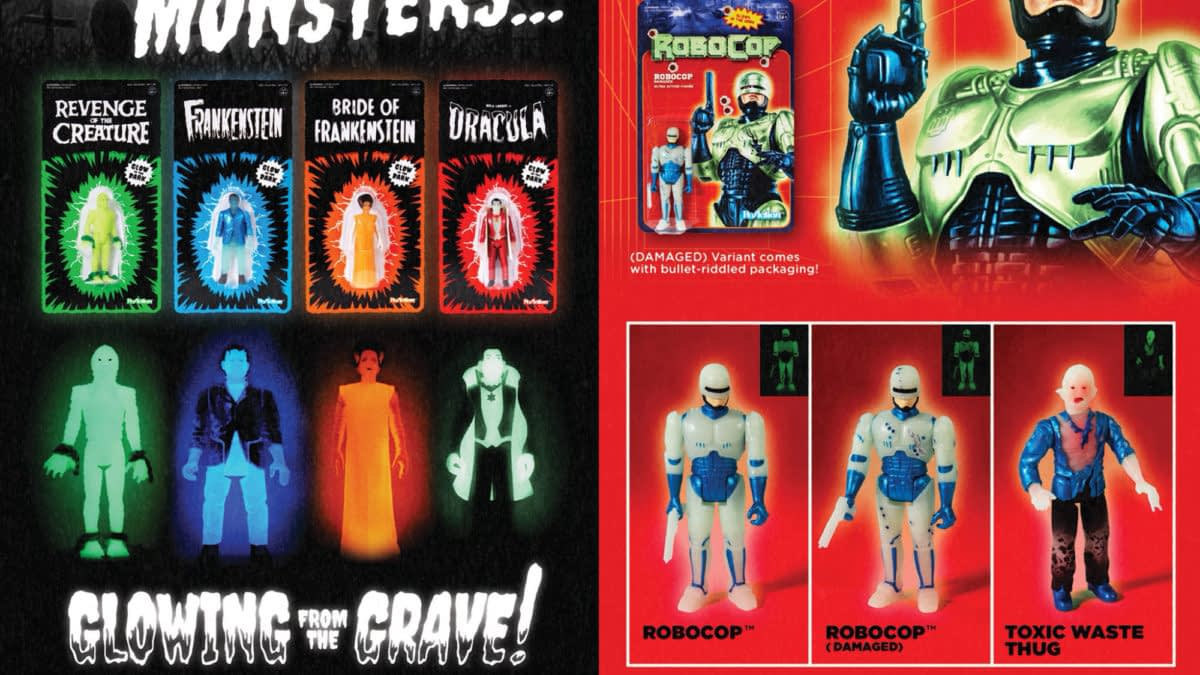 Super7 Has Unveiled Their Upcoming Exclusives for NYCC