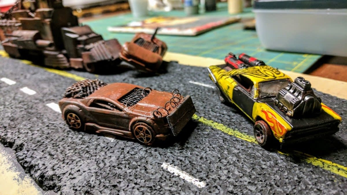 "Hobby: Journey of a ""Gaslands"" Newcomer"