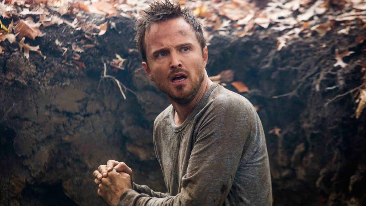 """Breaking Bad"" Star Aaron Paul Talks ""El Camino;"" ""Game of Thrones"" & ""Veep"" Finales; ""Westworld"" Update [VIDEO]"