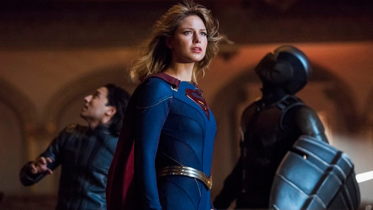 """Supergirl"" Season 5 Official Trailer: Leviathan! Betrayal! Midnight! ""Crisis""! Pants! Nuff Said! [PREVIEW]"