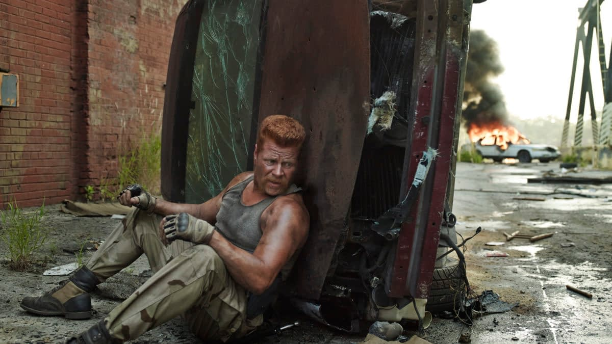 """The Walking Dead"" Spinoff: We Get the Feeling Michael Cudlitz MIGHT Be Directing..."