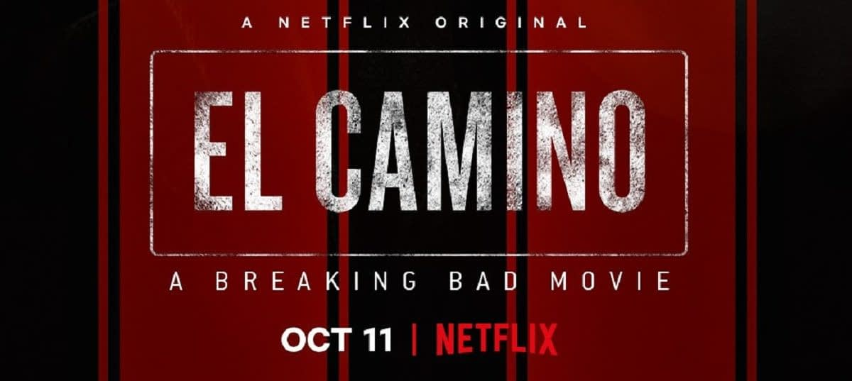 """El Camino: A Breaking Bad Movie"" Official Poster: With His Future Uncertain, Jesse Reflects Back [PREVIEW]"