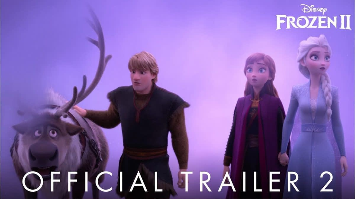 """Frozen 2"" Lets It Go With A New Trailer"