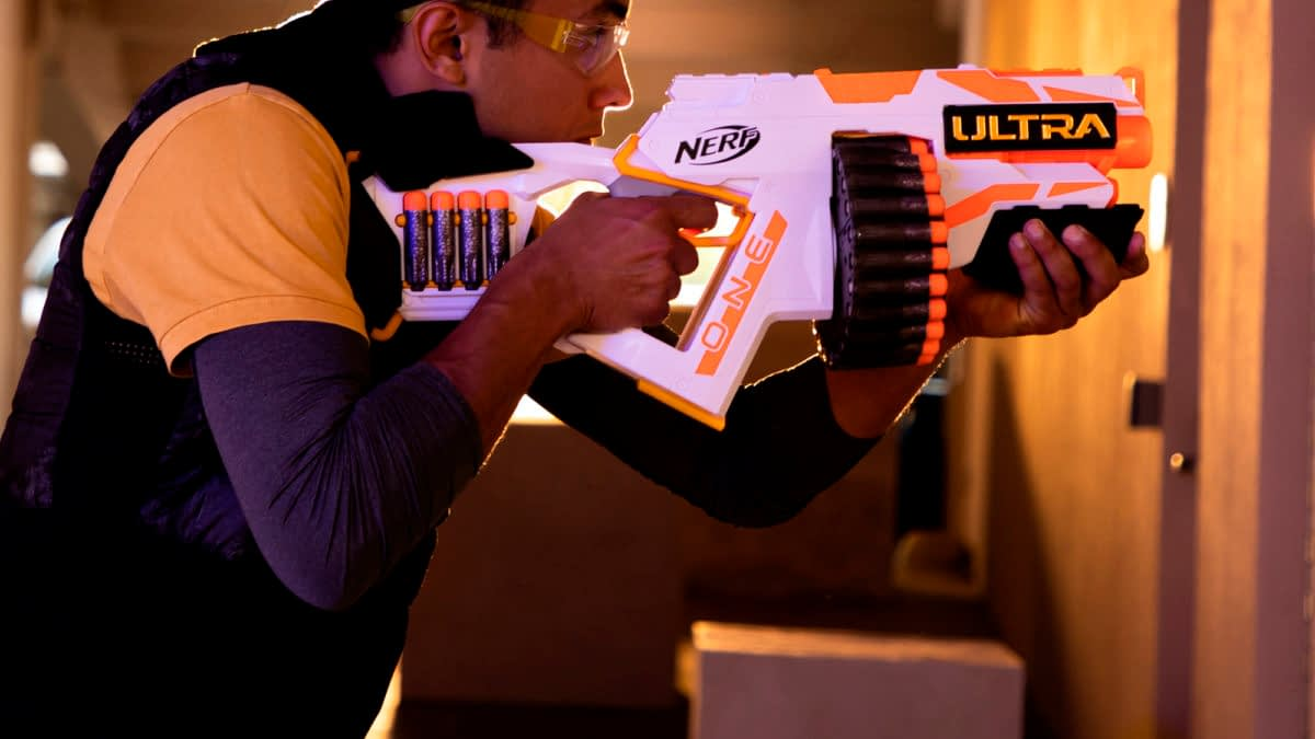 NERF Gets Ultra with New Upcoming Blasterfrom Hasbro