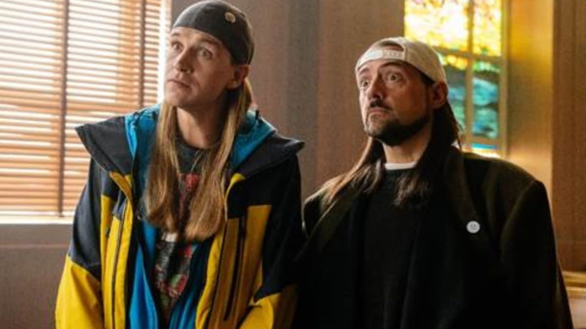 """Jay And Silent Bob Reboot"" Gets a UK Date - 29th November"