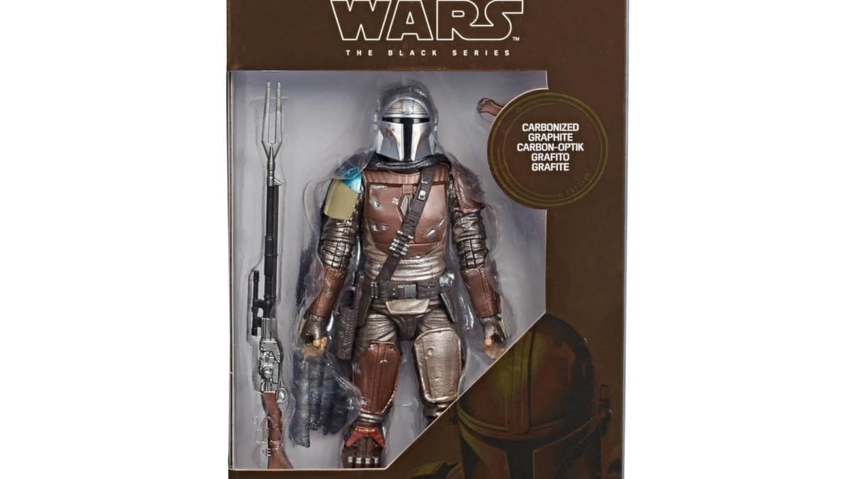 """The Mandalorian"": Star Wars The Black Series Figures Coming Next Week"