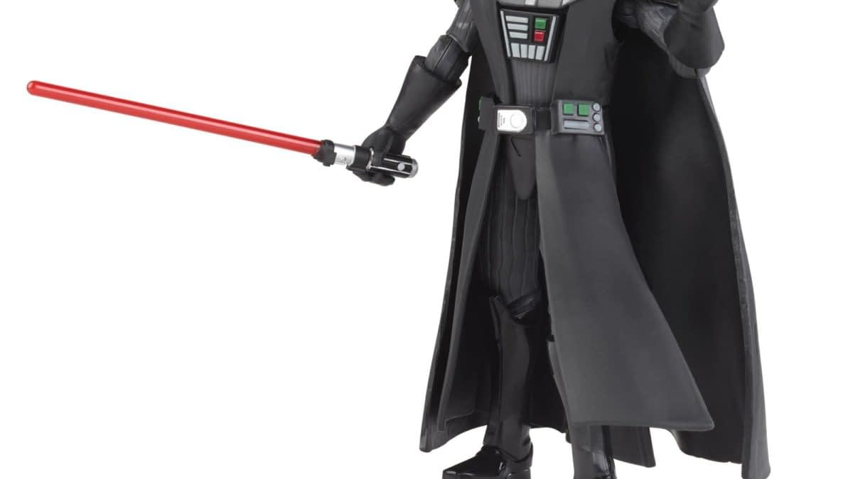 """Star Wars: Galaxy of Adventures"" Figures Coming Soon"