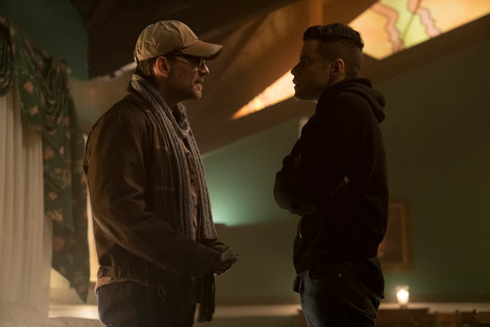 "Need a ""Mr. Robot"" Season 1-3 Recap? Creator Sam Esmail's Got You Covered! [VIDEO]"