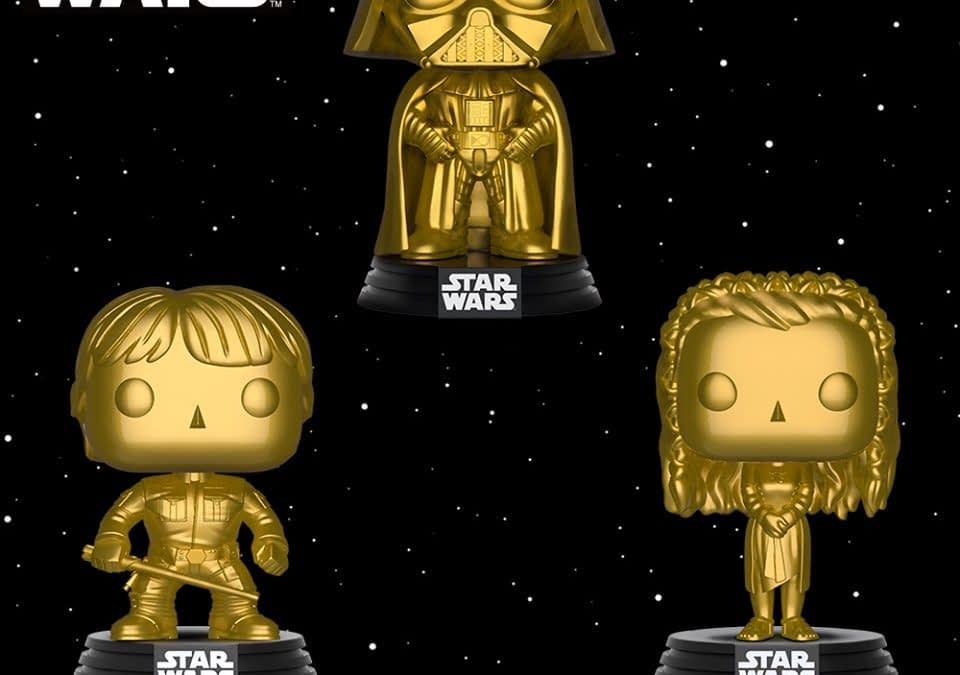 New Star Wars Funko Pops Coming to a Galaxy Near You