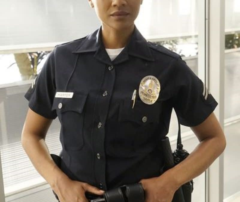 """The Rookie"" - The Royally Great Mekia Cox Cast As Series Regular"