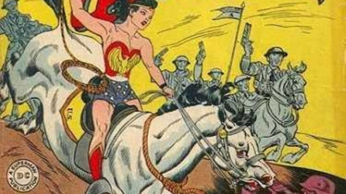 Wonder Woman, First Superhero of the DC Universe- Breaking Down the First 25 Years of the New DC Timeline (UPDATE)