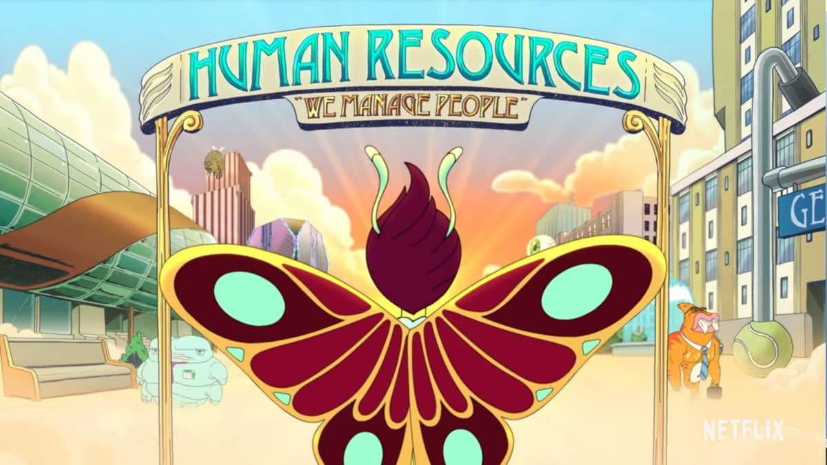 """New Netflix Animated Show """"Human Resources"""" Debuts At NYCC"""