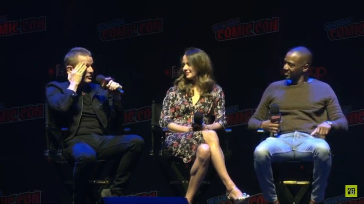 How James Marsters Undercut Joss Whedon From The Beginning, Playing Spike With a Soul #NYCC