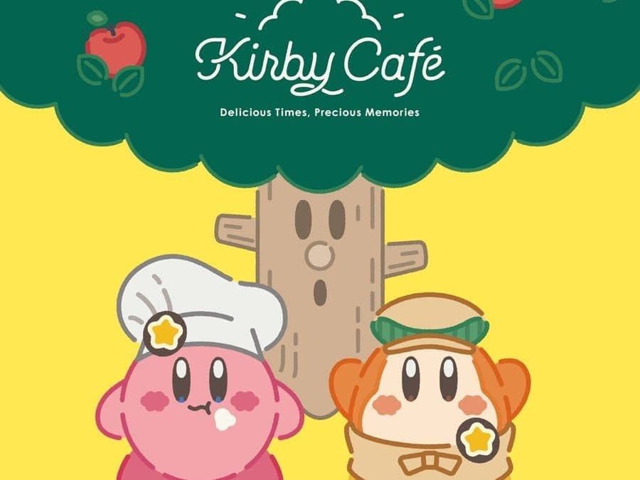 The Kirby Café Will Be Getting A Permanent Home