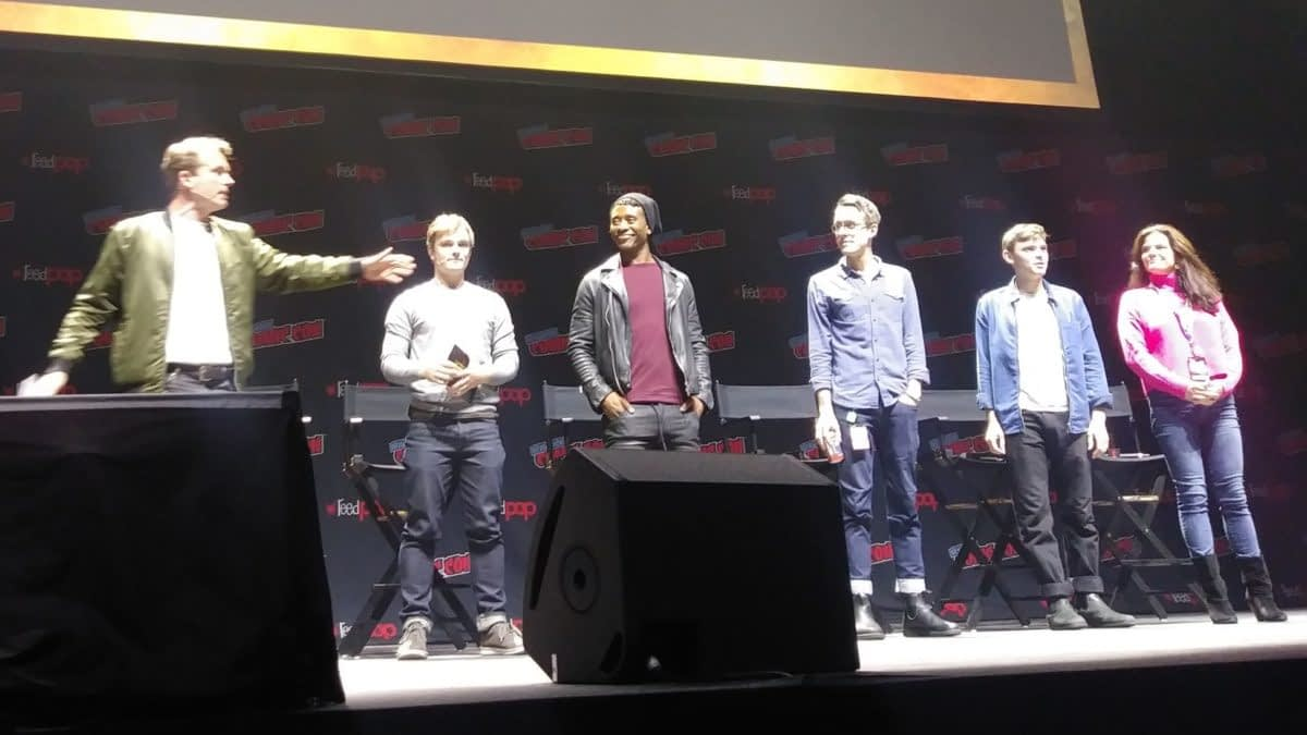 """""""Harry Potter and The Cursed Child"""" Shows the Method to the Magic at NYCC"""