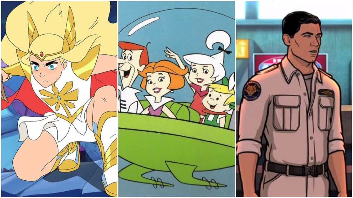 """She-Ra"", ""Jetsons"", ""Archer"": Five Franchises That Should Have a Live-Action Film"
