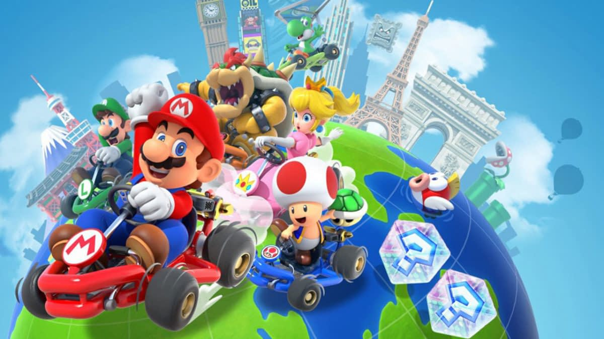 """Mario Kart Tour"" Tokyo Tour Races To Mobile Devices This Week"