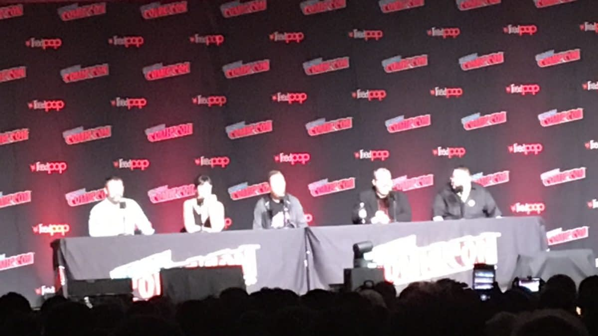 Marvel Comics' X-Men: Dawn of X Panel at New York Comic Con