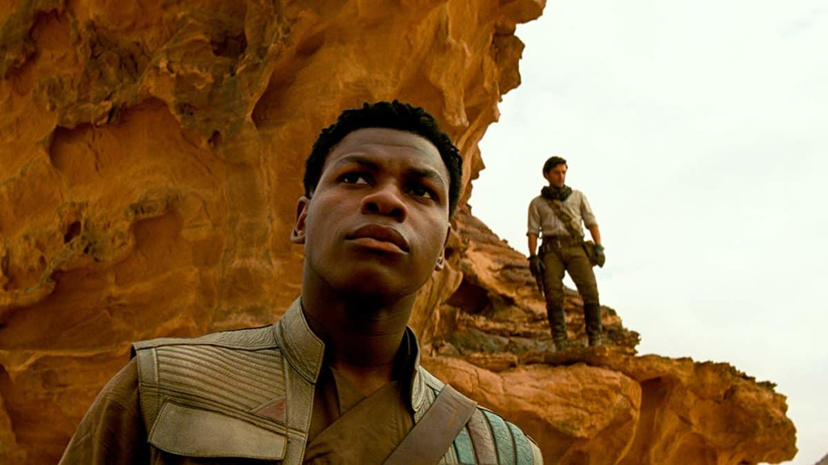 """Star Wars"": John Boyega's Agent Confirms New Rise of Skywalker Trailer on Monday Night Football"