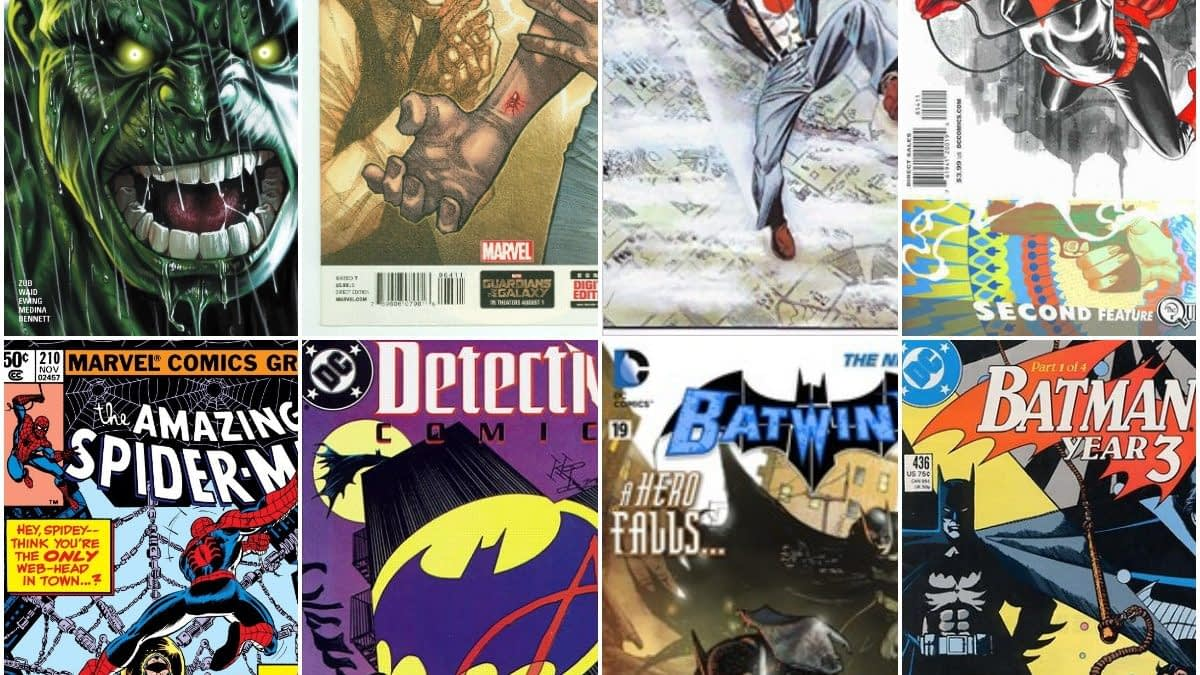 Comic Store In Your Future - 25 More Hot Comics