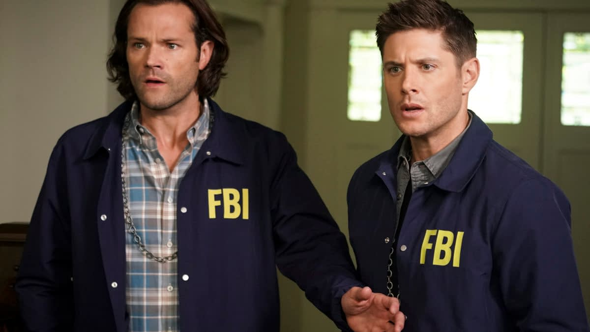 """Supernatural"" Season 15 ""Raising Hell"": So Hell Hath a Helluva' Lot More Fury for Sam, Dean & Castiel [PREVIEW]"
