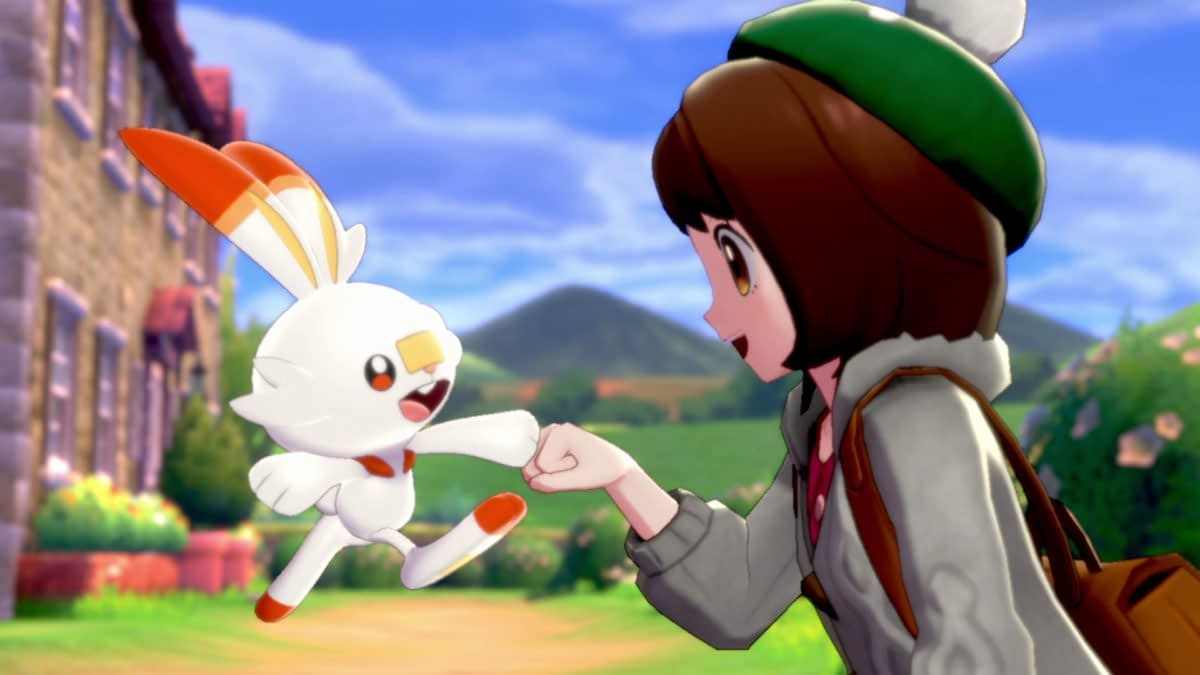 "New ""Pokémon Sword & Shield"" Footage Shows The First Town"