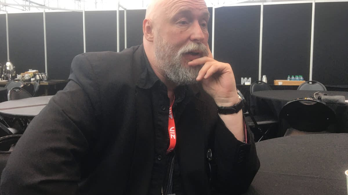 """Castlevania"": Warren Ellis Talks Adapting Video Game, Working with Netflix, Dracula & More [INTERVIEW]"