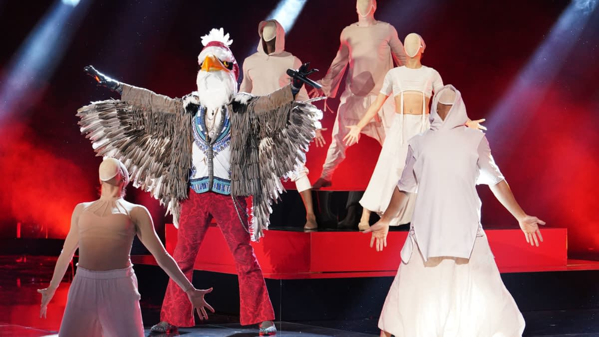"""The Masked Singer"" Season 2: Makes Sense [SPOILER] Would Either Be a Bird or a Bee [WEEK #3 REVIEW]"