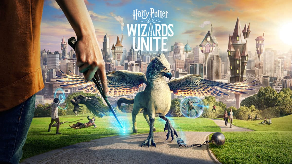 """Harry Potter: Wizards Unite"" Is Getting A Ready Button"