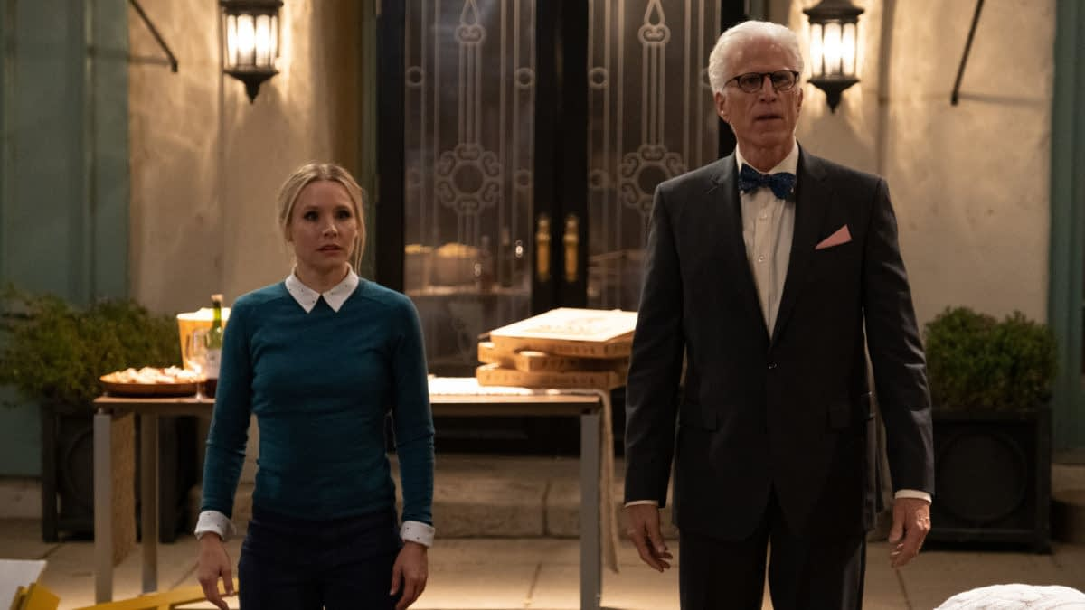 """The Good Place"" Season 4: The Bad Place Are Real Forking Ash-Holes in ""Tinker, Tailor, Demon, Spy"" [SPOILER REVIEW]"