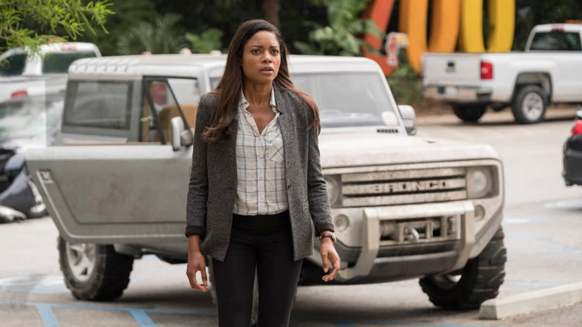"""Venom 2"": Naomie Harris Tapped to Play Shriek"