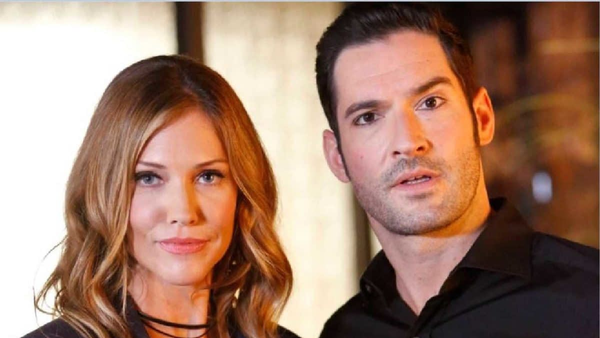 """Lucifer"" Season 5: Tricia Helfer's Mama Diablo Looks Downright ""Pleasantville"""
