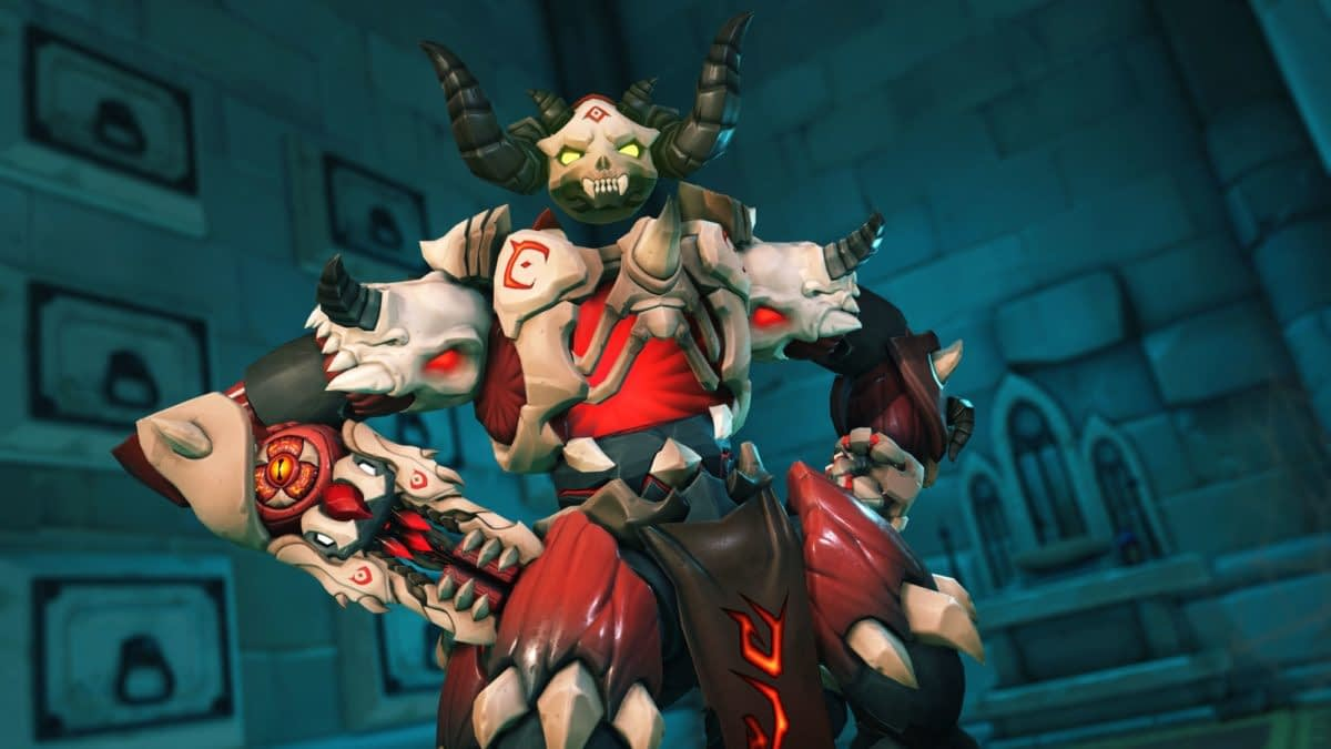 """Overwatch"" Reveals Their 2019 Halloween Terror Event"