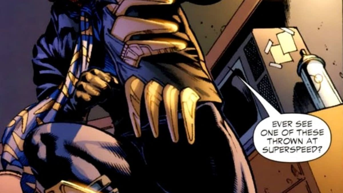 Will Captain Boomerang's Kid Replace Barry Allen (and Wally West) as the Flash For DC Comics' 5G (UPDATE)