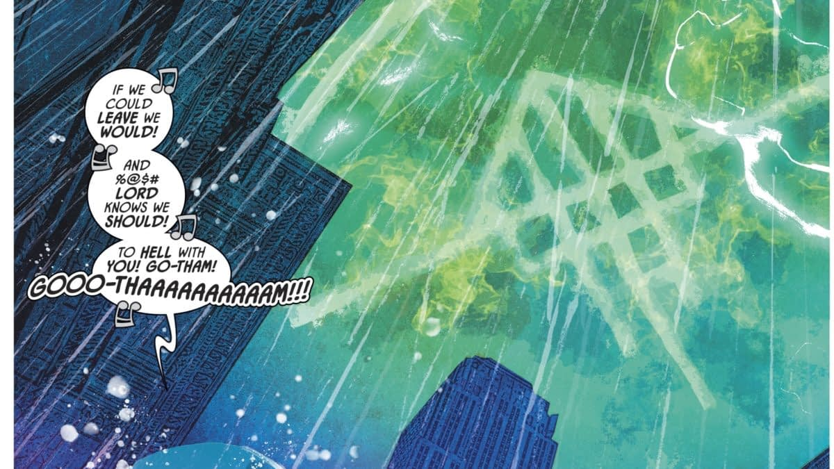 Did Justice League #34 Just Spoil the Next Month-and-a-Half of DC Comics (Spoilers)
