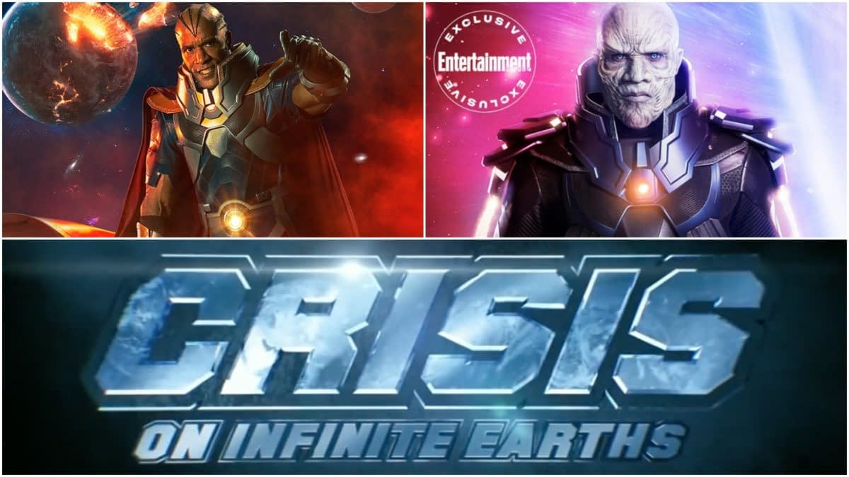 """Crisis"" Management: LaMonica Garrett's Arrowverse-Destroying Anti-Monitor Revealed"