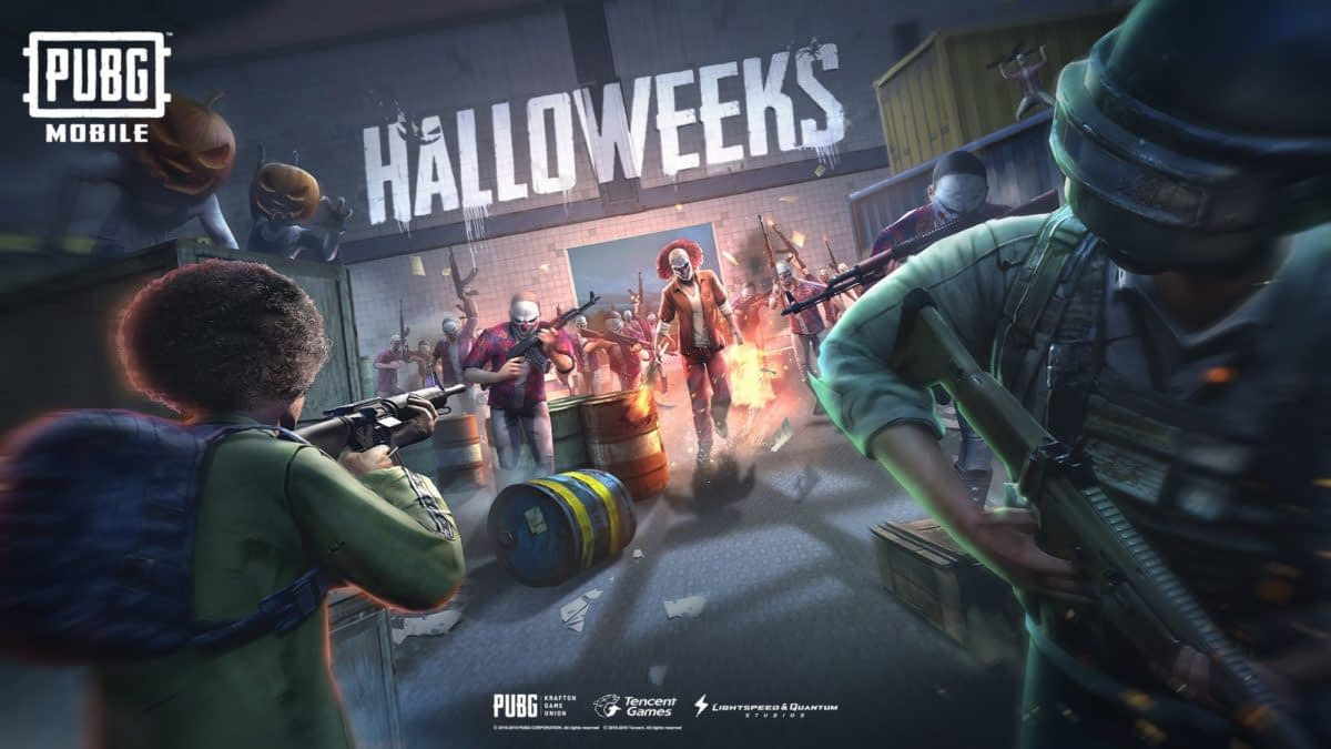 """PUBG Mobile"" Receives A New Update For Halloween"