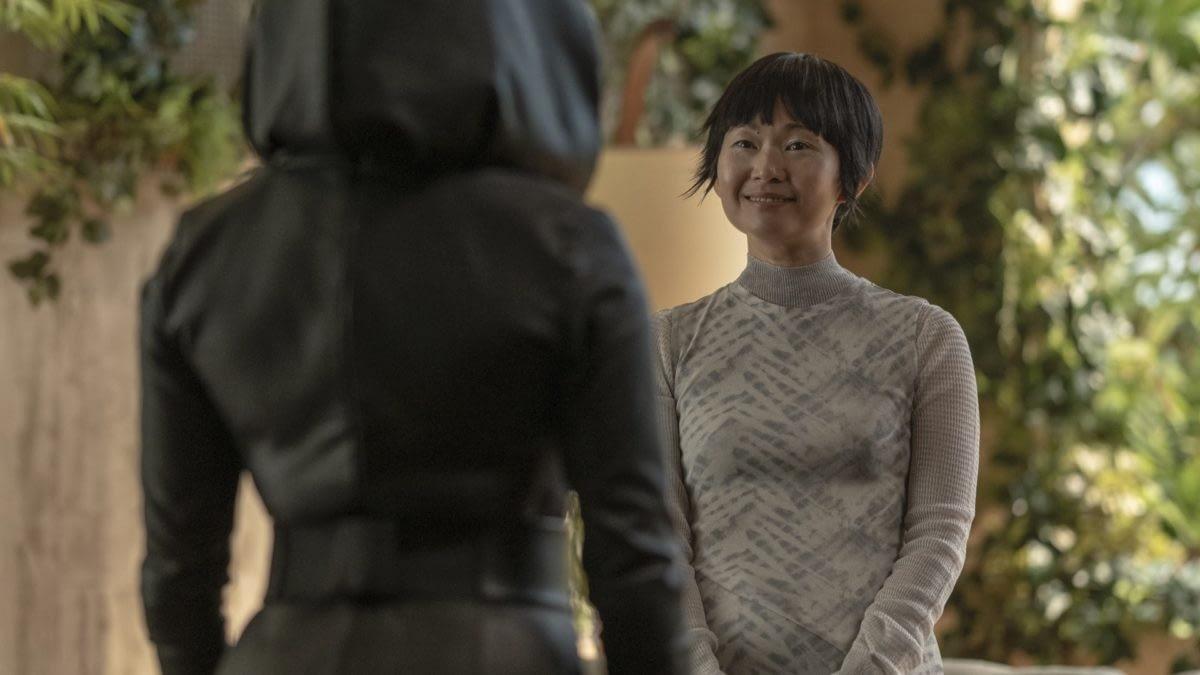 """""""Watchmen"""" Week: Hong Chau Talks Lady Trieu, Character Development [INTERVIEW]"""