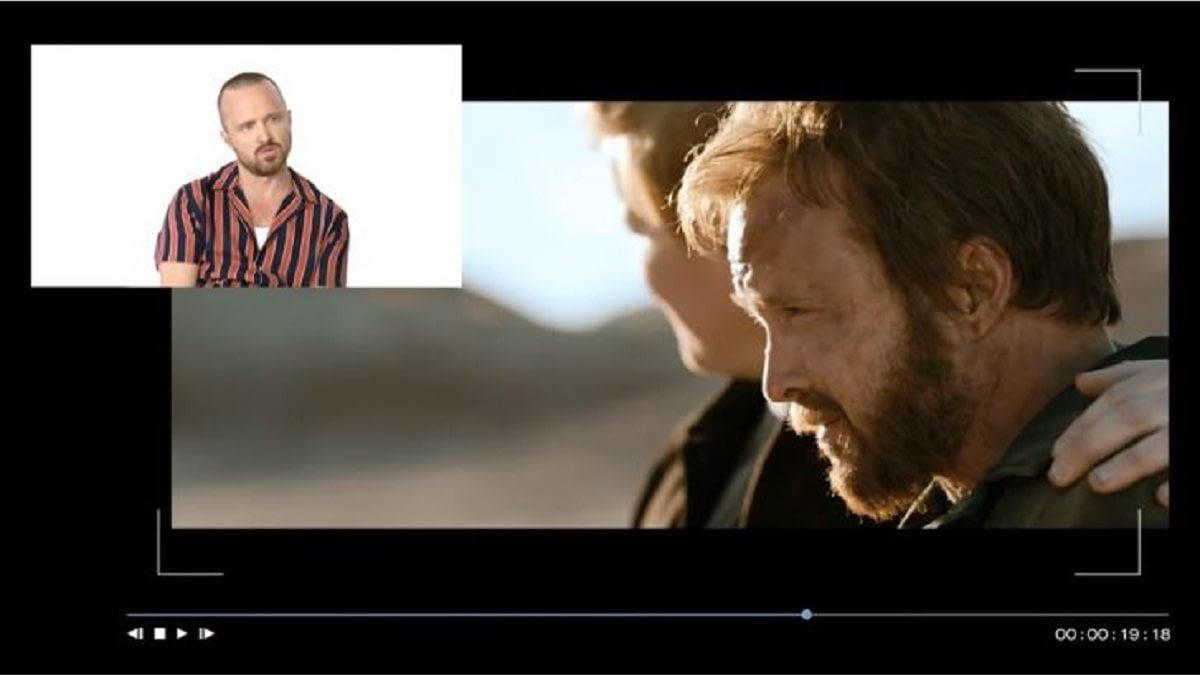 """""""El Camino: A Breaking Bad Movie"""" - Aaron Paul Breaks Down THAT Desert Scene [SPOILERS]"""