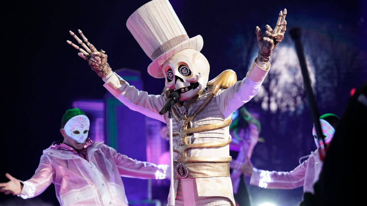 """The Masked Singer"" Season 2: Skeleton's Out of the Closet [WEEK #4 REVIEW]"