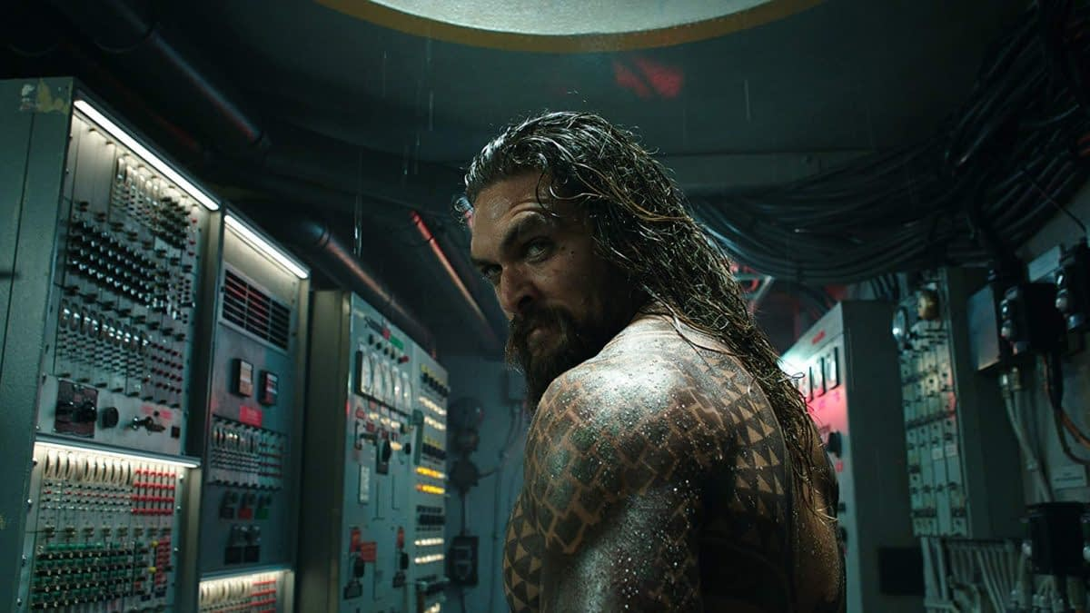 "Jason Momoa Says He Pitched The Concept For ""Aquaman 2"""